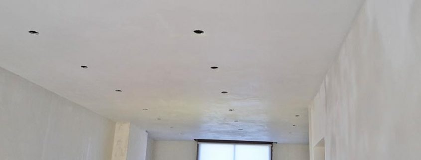 bezetten plafond